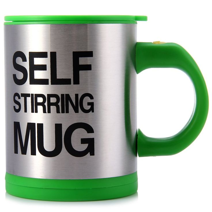 400 ML Self Stirring Coffee Cup Mugs Double Insulated Coffee Mug Automatic Electric Coffee Cups Smart Mugs Mixing Coffee Cup The creative Self Stirring Mug is for the ultimate lazy men. It is great fo