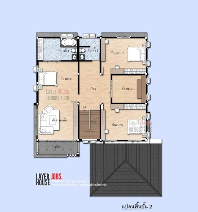 House Plans Idea 12x12 8 M With 4 Bedrooms House Design Plan Ideas House Plans Home Design Plans How To Plan