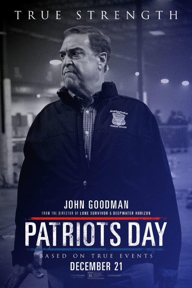 John Goodman in Patriots Day (2016)
