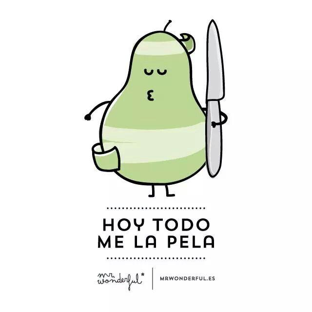 Me la pela - Happy drawings :)
