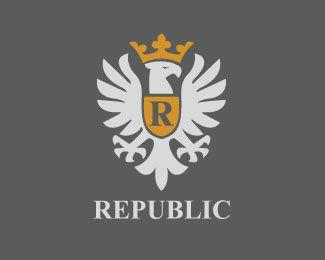 Republic Logo design - Republic logo Design Price $400.00