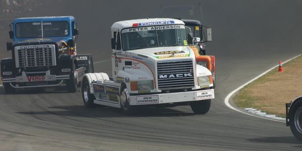 After a 10-year absence, truck racing returns to Pukekohe in November.