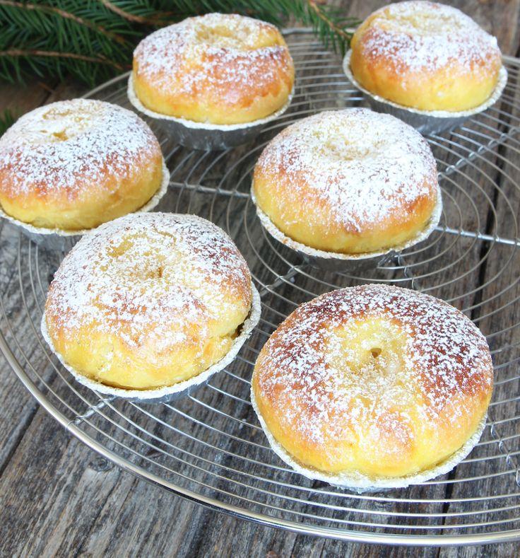 Noblessemarängtårta i långpanna – Lindas Bakskola