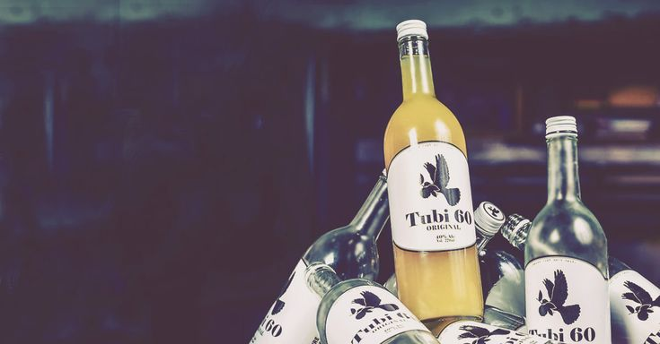 Meet Tubi, the Cult Liquor That's Your Next Obsession
