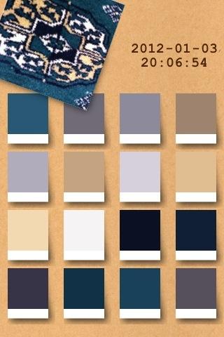 1000 Images About Rug Color Palettes On Pinterest