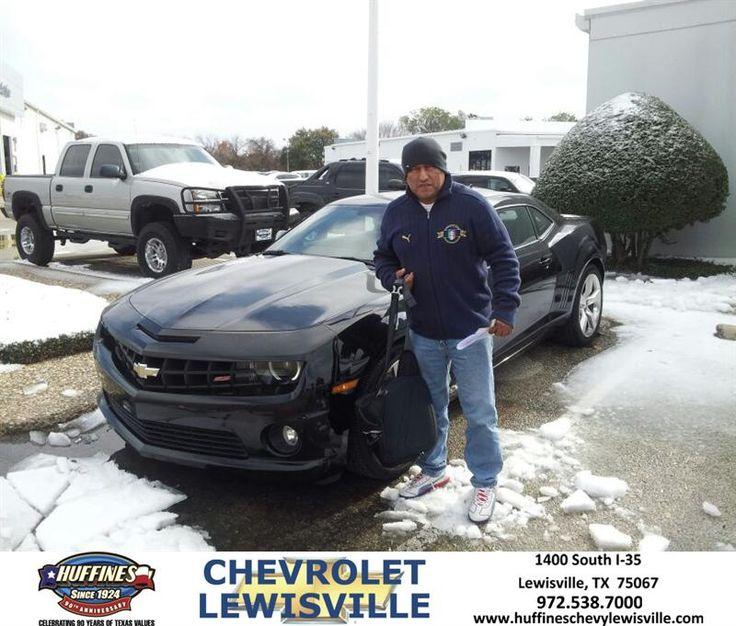 #HappyBirthday to Julio Ortega from Craig Martin at Huffines Chevrolet Lewisville!