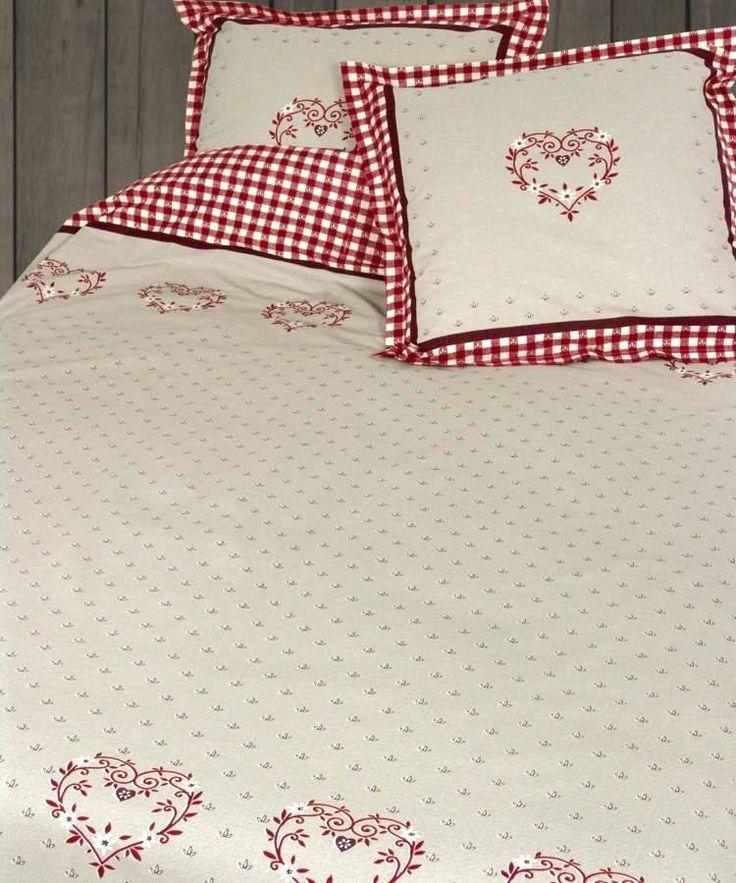 20 best images about housse de couette on pinterest linen duvet bordeaux and andermatt. Black Bedroom Furniture Sets. Home Design Ideas