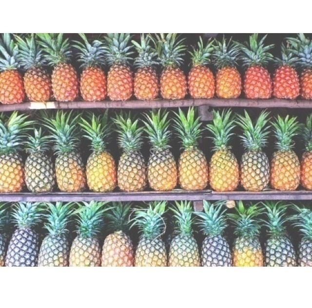 how to get pineapples to fruit