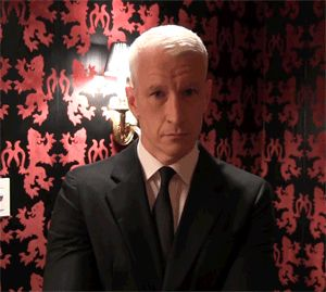 The 12 Sassiest Anderson Cooper Comebacks Of 2015