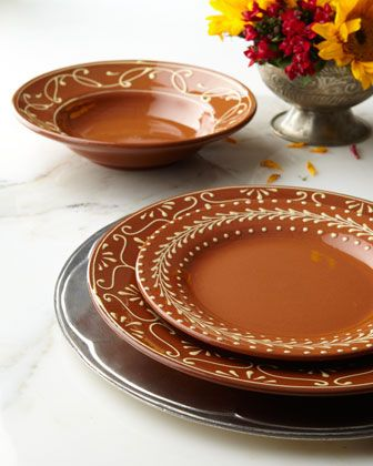 """""""Mission"""" Dinnerware & Serving Pieces at Horchow."""