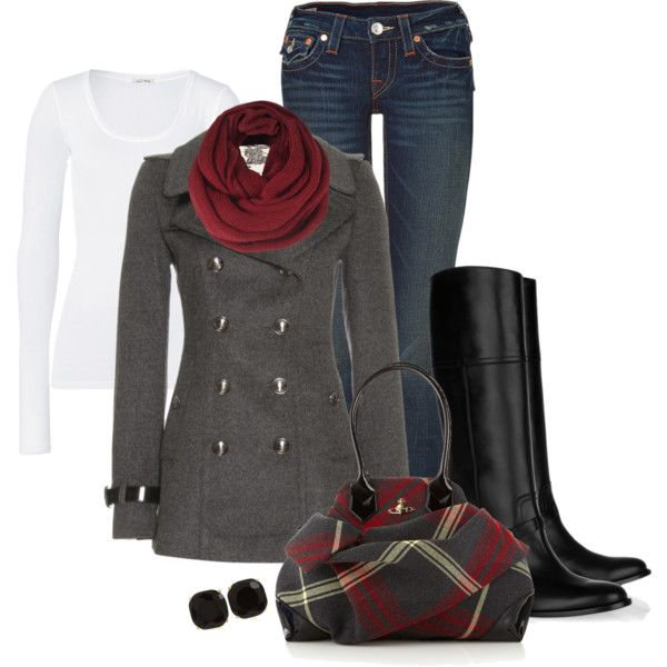 Cranberry Delight: Style, Clothing, Black Boots, Jackets, Fashionista Trends, Fall Outfit, Cute Winter Outfit, Bags, Coats
