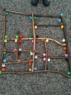 Outdoor Maths: investigating right angles with sticks | Creative STAR Learning | I'm a teacher, get me OUTSIDE here! One of the most popular blog posts!