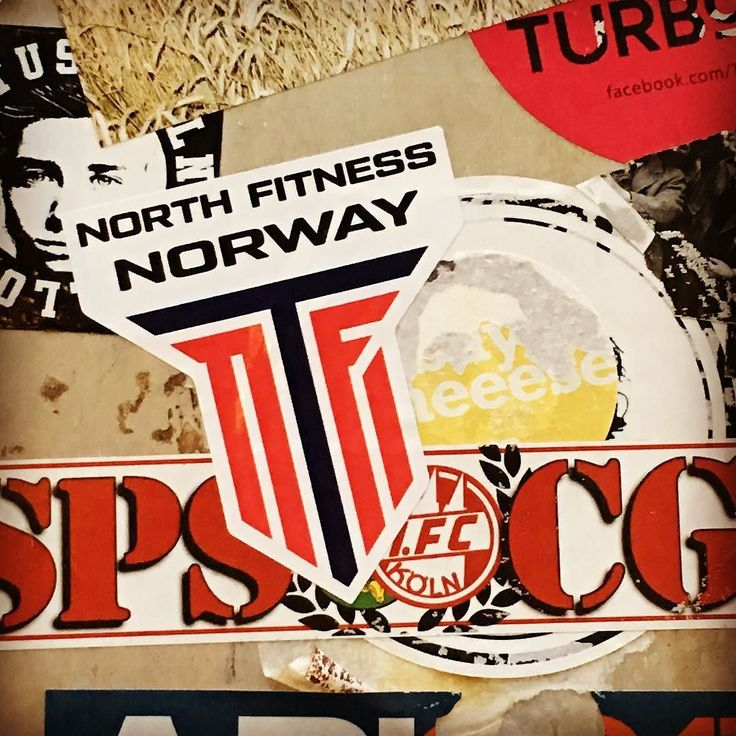 The Sticker is on the wall! #northfitness #northfitnessnorway #köln #fibo - Follow link in bio for more... | Find out more at www.northfitness.no