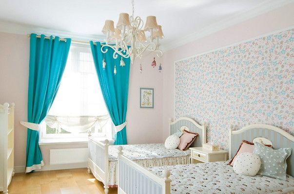 бирюзовая комната для девочки - Поиск в Google