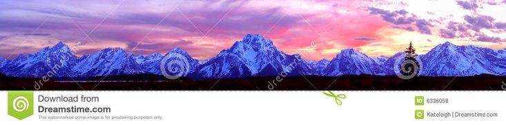 Panorama Grand De Teton - Télécharger parmi plus de 49 Millions des photos, d'images, des vecteurs et . Inscrivez-vous GRATUITEMENT aujourd'hui. Image: 6336058