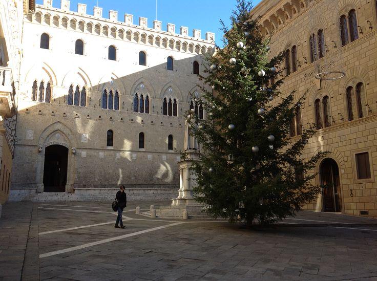 Christmas in Siena