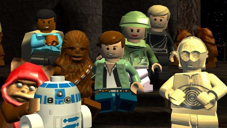 15 Pre-Battlefront Star Wars Games That Were Actually Pretty Good #gamers
