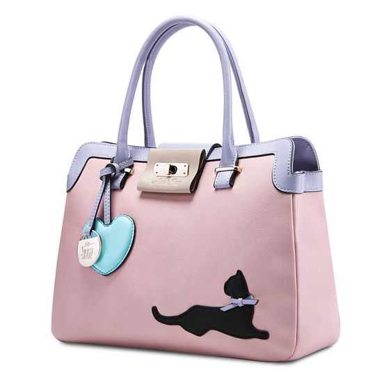 Wholesale Fashion handbags nifty lovely cat design women bags BS-170762-04 - Lovely Fashion