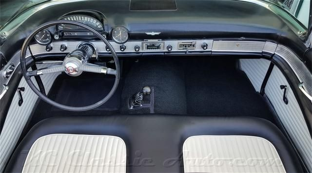 1955 FORD THUNDERBIRD HARDTOP V8 For Sale Muscle Cars Collector Antique And