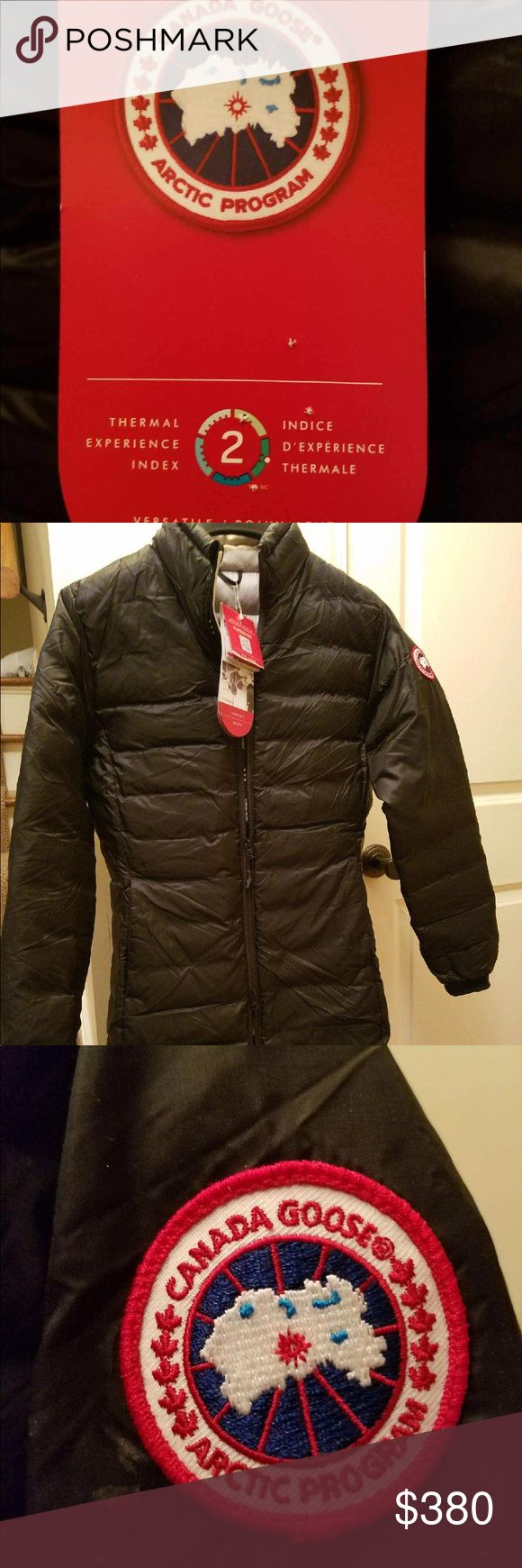 Canadian goose down parka Camp down Parka w/tags missing hood Knee length Canada Goose Jackets & Coats Puffers