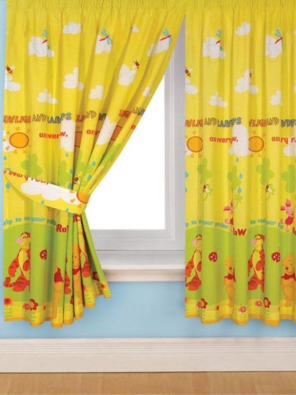 Kids Bedroom Curtains