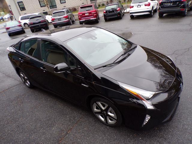 2016 Toyota Prius Three Touring Hatchback 4d In 2020 Toyota