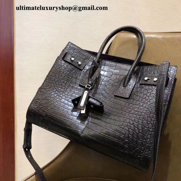035209bb9a Authentic Quality Perfect 1:1 Mirror Replica Saint Laurent Black ...
