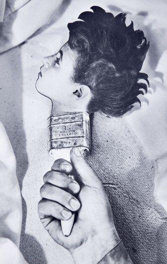 """Grete Stern """"DREAM 31""""-1950~♛"""