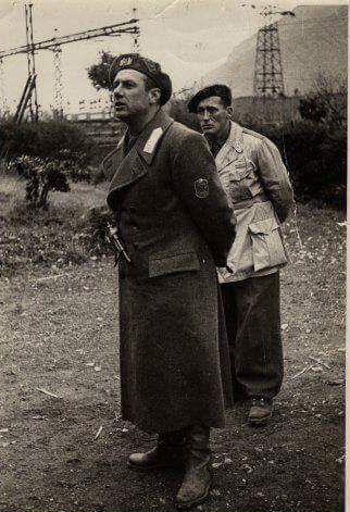 Junio Valerio Borghese & Umberto Bardelli
