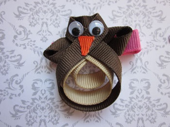 owl - might have to make one of these for L's party