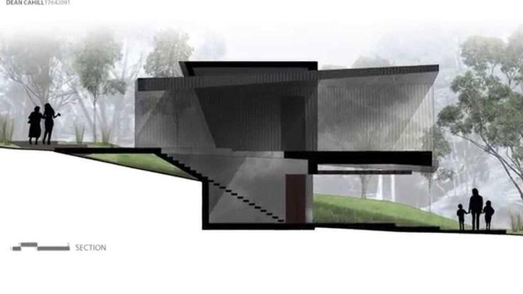Architecture Animated Video Portfolio for Curtin University