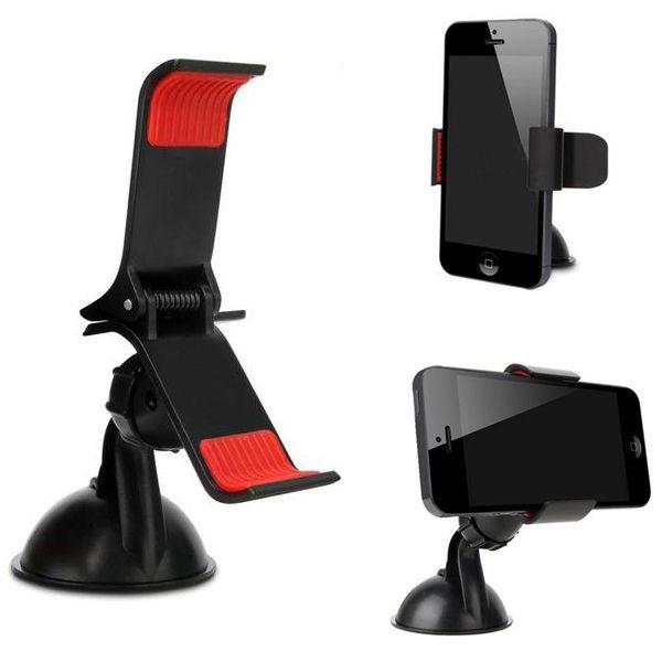 Βάση Στήριξης Αυτοκινήτου για Smartphones, GPS - Car Clip Holder
