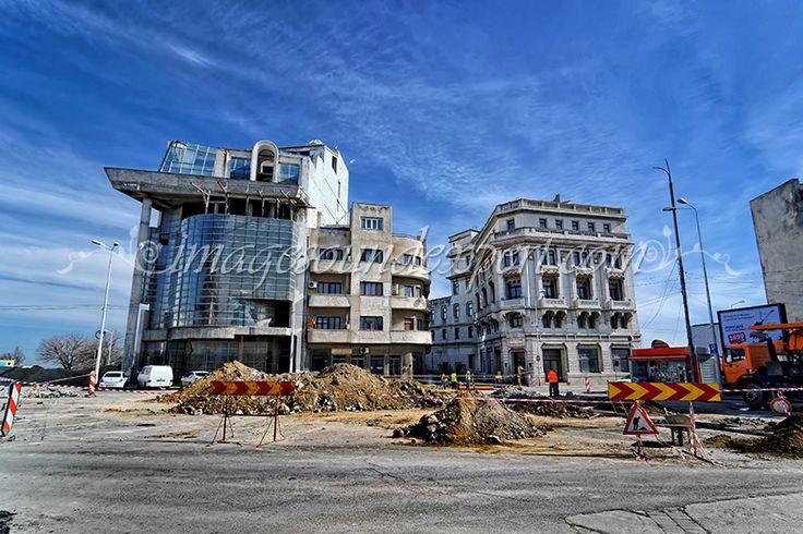 cladiri vechi, strada marcus aurelius, zona piata ovidiu