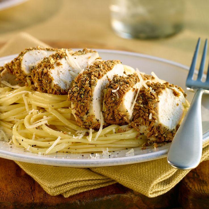 Parmesan Chicken Italiano