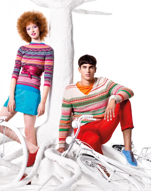 1000 images about spring summer 2012 advertising for Benetton we are colors