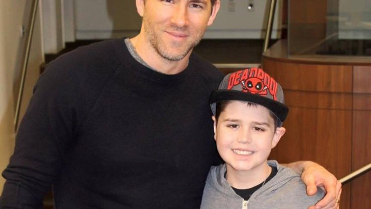 Ryan Reynolds' Touching Tribute to a 13-Year-Old Deadpool Fan Who Passed Away From Cancer