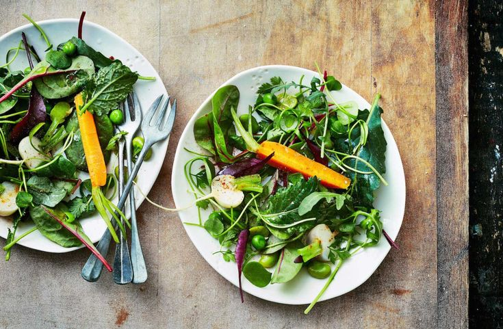 Salade de mesclun super printanière - Oui ! Le magazine de la Ruche Qui Dit Oui !
