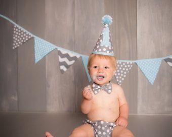 Smash ropa de niño pastel bebé pajarita y tirantes atar y | Etsy