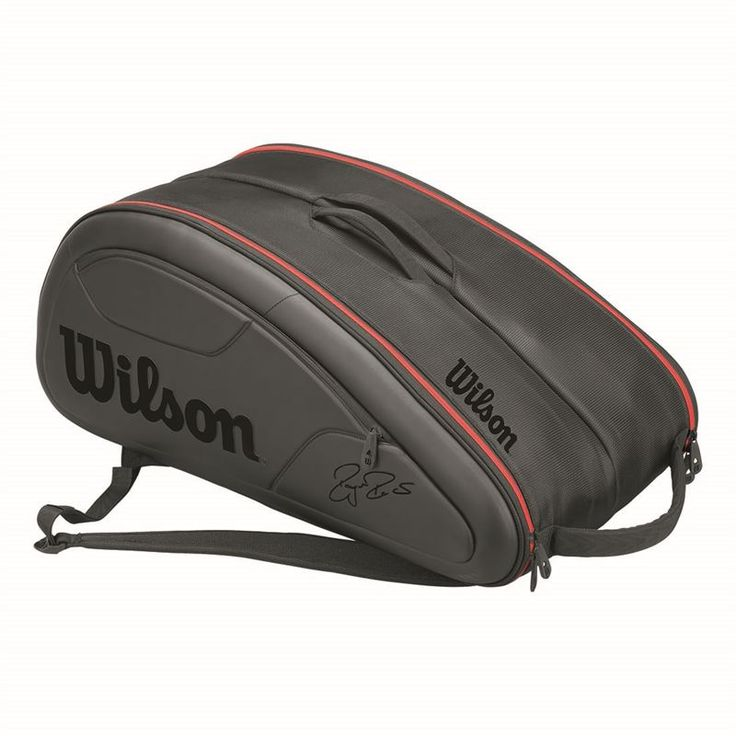 Wilson Federer DNA 12 Pack Tennis Bag | Wilson Tennis