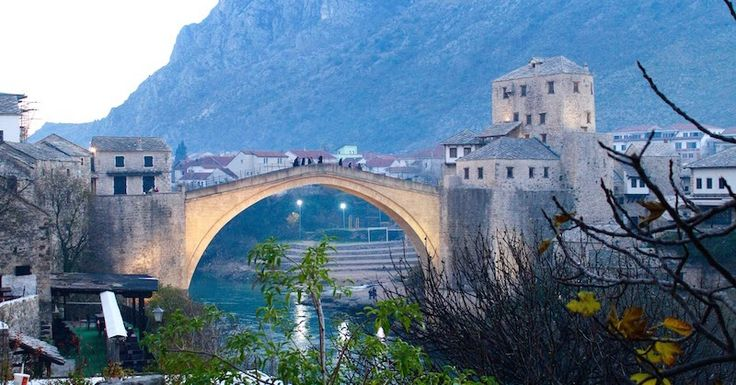 #mostar #travel #photography #travelblog #landscape #bosnia #postcards