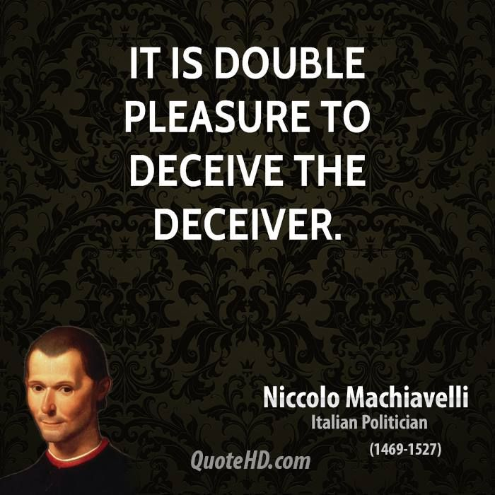 Niccolo Machiavelli Quotes. QuotesGram