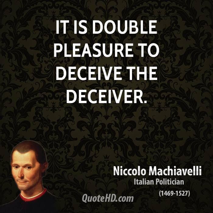 Niccolo Machiavelli Quotes. QuotesGram