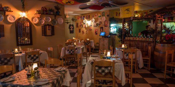 Best Interior Design Ideas For Italian Themed Restaurants With