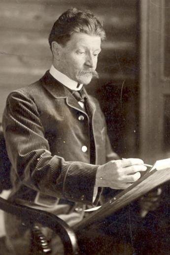 Mikhail Vrubel.