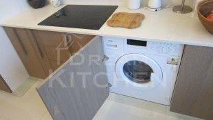 εντοιχισμός πλυντηρίου ρούχων
