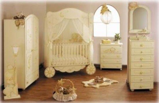 stanza per bambini piccoli