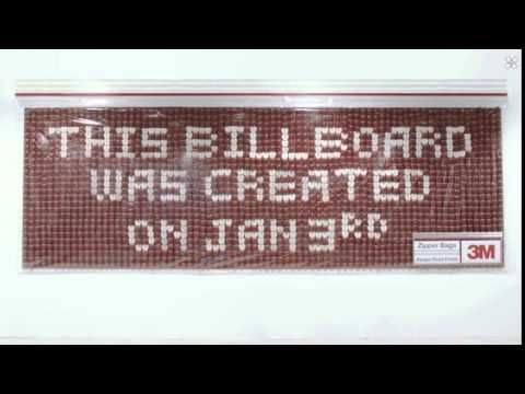 3M THE FRESHEST BILLBOARDS - Spikes Asia 2015 - YouTube