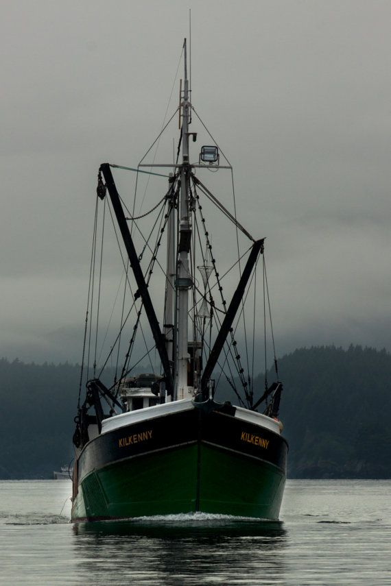 14 best images about halibut schooners on pinterest for Alaska fishing boats