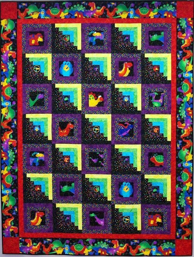 Great quilt pattern for a kids room!   Kids Stuff   Pinterest