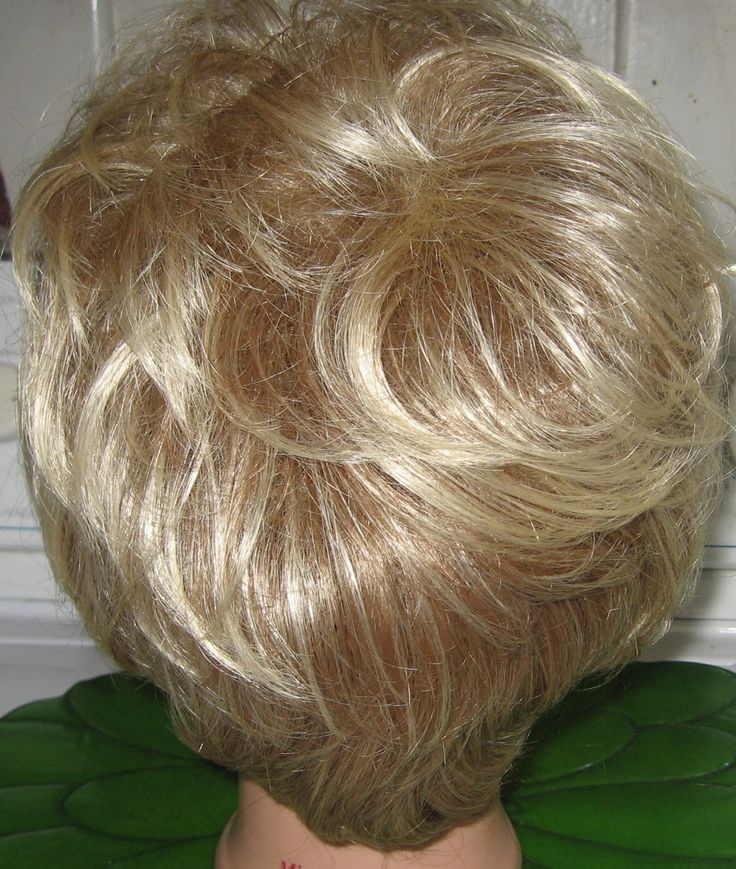 Henry Margu Blonde Frosted Wig by Oliviarosestone on Etsy